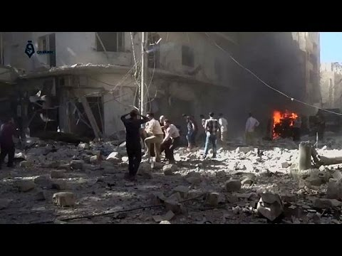 "Syro-Russian Hospital Bombings in Aleppo ""War Crimes,"" worse than Slaughterhouse- Ban Ki-moon"