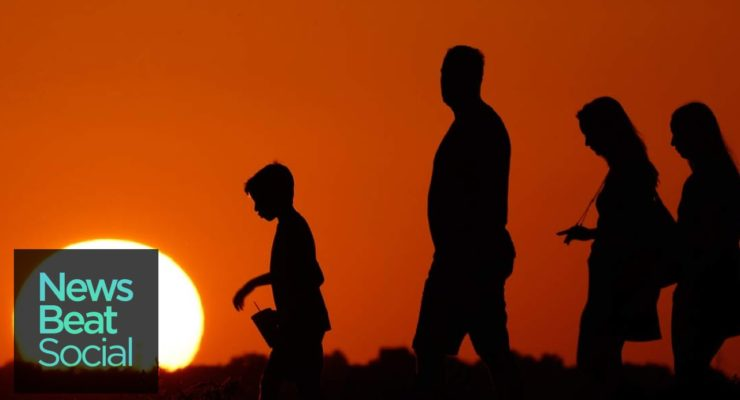 The last Time Summer was this Hot, Human beings hadn't yet Left Africa