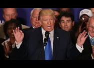 "Trump: Disarm Sec. Clinton's bodyguards: & ""let's see what happens to her."""