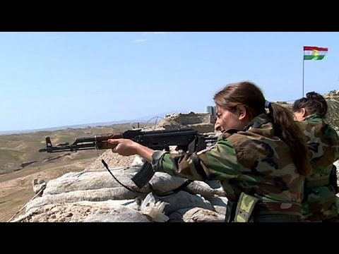 Girl Soldiers: Forgotten Casualties of War
