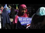 How Far will Americans take anti-Muslim Hate?  Making them wear Green Stars?