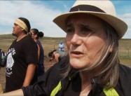 Journalist Amy Goodman to Surrender and Fight Dakota Charges