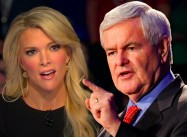 Megyn Kelly-Newt Gingrich Blow-up on Fox: Are White Women deserting Trump?