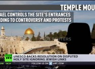 UNESCO dared say Jerusalem is Sacred to *3* Faiths & So Netanyahu Smeared It