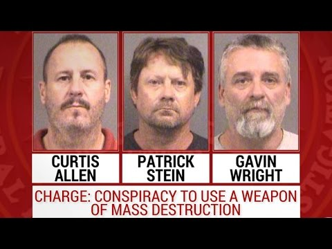 Were Kansas White Terrorists Self-Radicalized? or was it Trumpism?