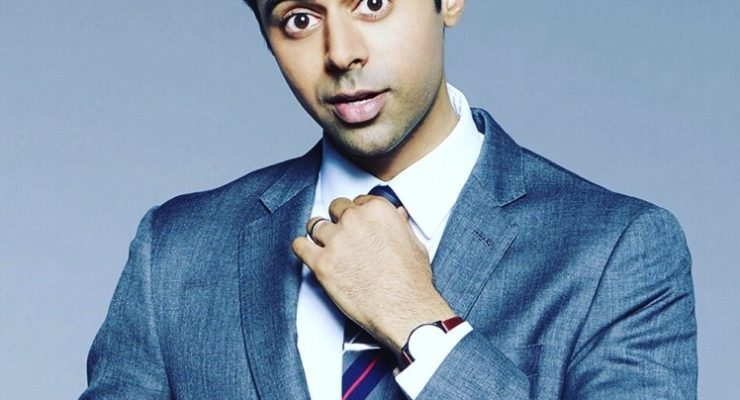 Hasan Minhaj on New Brown America and His Superpowers