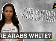 Are Arabs White?