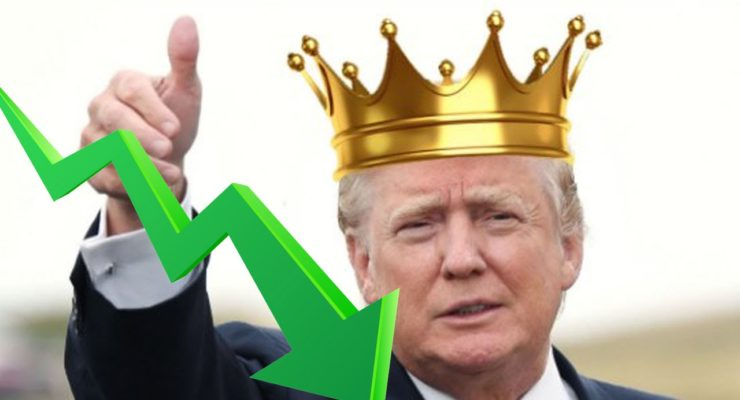 If he wins:  The Coming Trump Market Crash and Great Recession