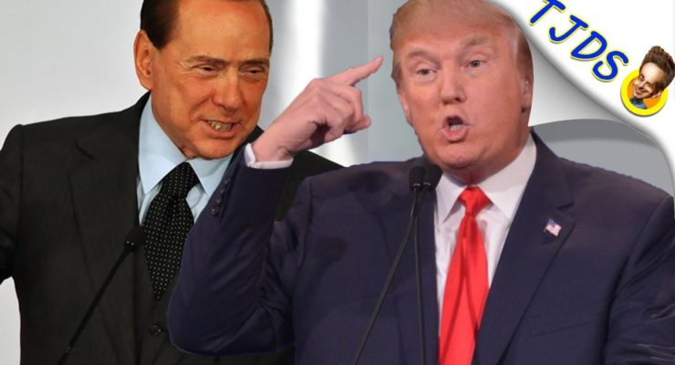 Maybe if most Americans knew who Berlusconi was they wouldn't have elected Trump