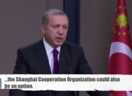 Will Turkey leave NATO for Sino-Russian Shanghai Cooperation Council?