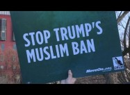 Muslim Americans work with Silicon Valley to build opposition to Trump's proposed registry