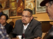 Sorry, Garrison Keillor:  Keith Ellison for President could have beaten Trump, and still Can
