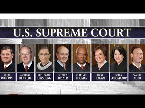Top 5 Reasons Senate Dems should block all Trump Supreme Court Nominees, Forever