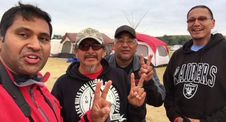 Trump won b/c we Let ourselves be Divided & Conquered:  Standing Rock was the Opposite