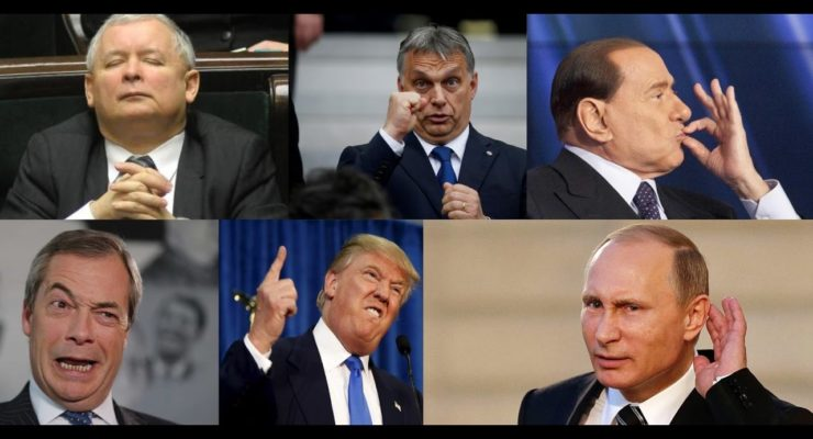 2017:  The Rise of the Demagogues:  Trump & the Euro-Populists