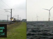 All Dutch Electric Trains are Wind-Powered & other Advances Trump's US will Miss out On