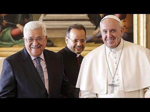 The Pope Says Yes to Palestine: Embassy Opens in Vatican