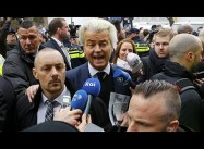 Dutch Far-Right Leader Vows to Rid Nation of 'Moroccan Scum'