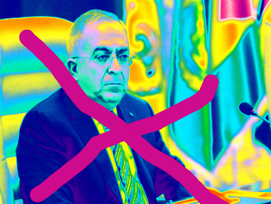 Racist Trump blocks UN Envoy for Libya because, Palestinian