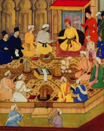 Jesuits at Moghul Court