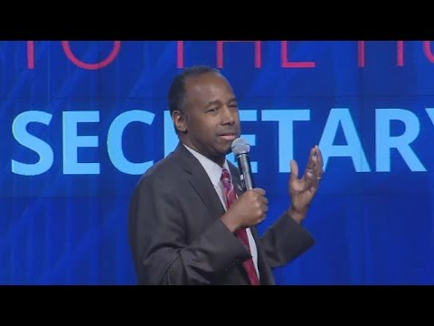 "Ben Carson thinks Slaves came as ""Immigrants,"" earned ""Less"""