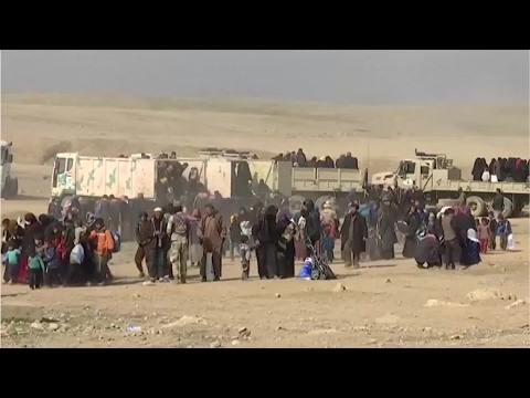 """Mosul:  """"Some"""" US Responsibility for Civilian deaths; but Iraqi PM lashes out at Critics"""