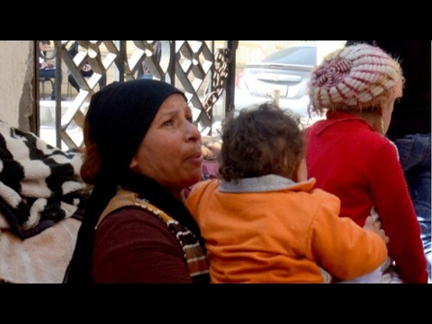 Sectarian Tensions Flare in Egypt as Christians flee ISIL in Sinai