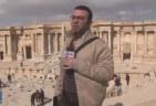 Syrian Musicians Celebrate Palmyra's Liberation