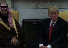 Trump & Saudi Arabia:  Oil Boycott or Bromance?