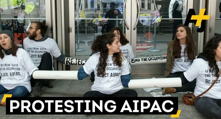 Why are young Jewish Activists Protesting the Major Israel Lobby?