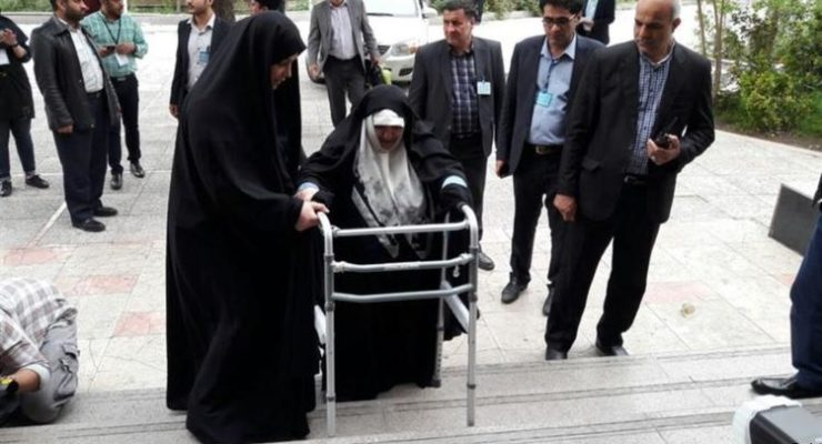 No Woman Has Ever Run For Iranian President. Will Azam Taleghani Be The First?