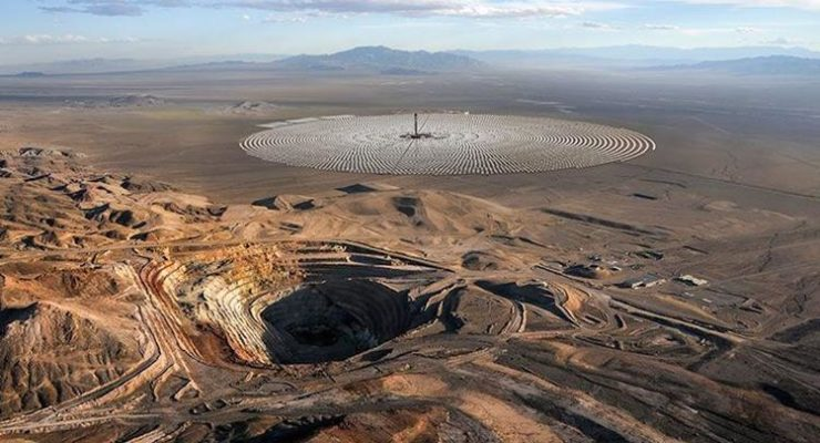 Can the Global Mining Industry go Green?