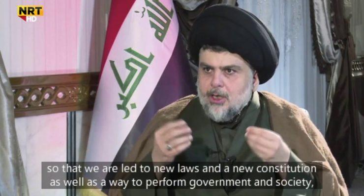 Al-Sadr:  Russia, America and al-Assad should all get out of Syria!