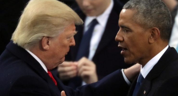 Obama Mic Drop: Obamacare more Popular than Trump