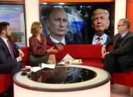 Tasmanian Devil:  Donald Trump's 100 days of u-turns, bombs and cake