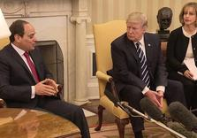 Trump, al-Sisi and Tightening up the Pressure Cooker