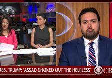 Trump intervenes in the Great Mideast Civil War in Syria