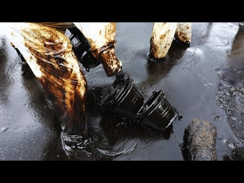 Dakota Access Pipeline already Leaking Oil & not Completed