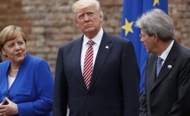Allies Furious as Trump w/draws from G7 Climate Commitment, May leave Paris Accord