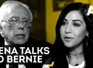 Bernie Sanders Talks Dems, Trump, Palestine, Syria (AJ+)