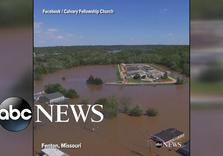 Extreme:  Missouri, Arkansas Floods smash Century-Old Records