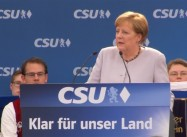Germany:  We Europeans must Depend on Selves, not Trump's USA