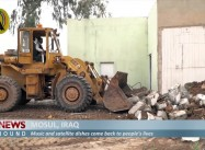 Power, Water, Music:  Mosul comes back to Life