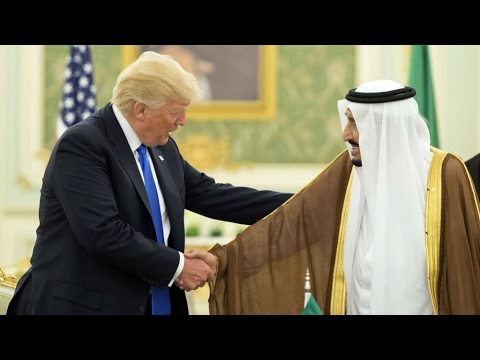 Trump, Saudi Arabia and yet another arms deal