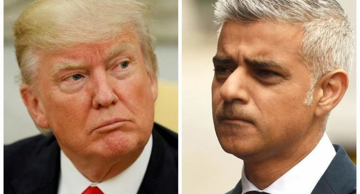 How Trump Used the London Attacks to Further His Agenda (Cole Rising Up Interview)