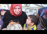 Civilians Fleeing as Battle for Mosul enters last days