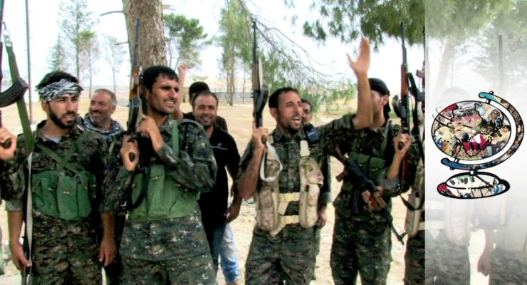 Have Syria's Kurds invented a Democratic Neo-Socialism?