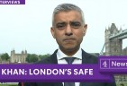 London Mayor Sadiq Khan uninvites Trump as opposed to Humane British Values