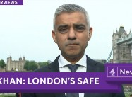 London Mayor Sadiq Khan uninvites Trump as opposed to Humane British Values