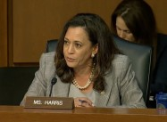 "Session on Harris's Questions re: Russia: ""It makes me Nervous"""